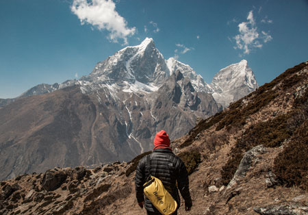 Altitude travel insurance to Everest