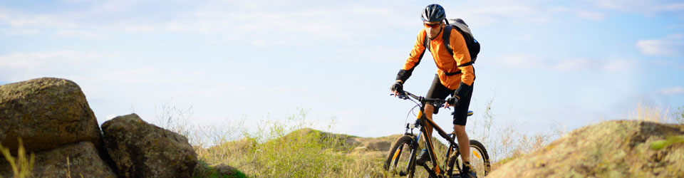 Mountain Bike Travel Insurance