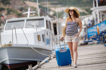 Pregnancy travel insurance