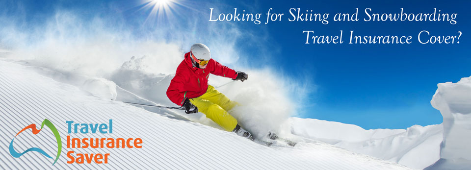 Snowboarding and Skiing travel insurance