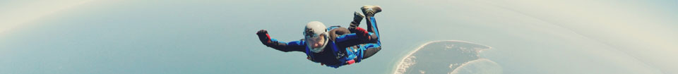 Skydiving travel insurance